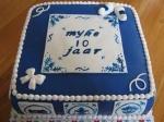 I love holland tegeltjes taart