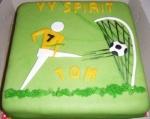 v.v. spirit taart